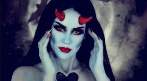 Halloween Look : She Devil   Nicole Guerriero