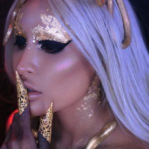 The fame monster medusa - Desi Perkins