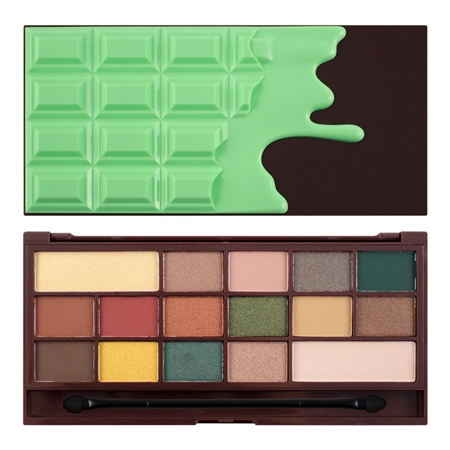 I HEART MAKEUP I ♡ CHOCOLATE - MINT CHOCOLATE