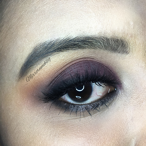 Valentine day Special - BOLD SMOKEY EYES MAKEUP LOOK