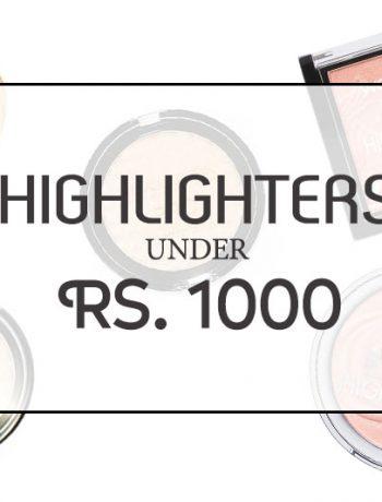 drugdtore highlighter under 1000/- pkr