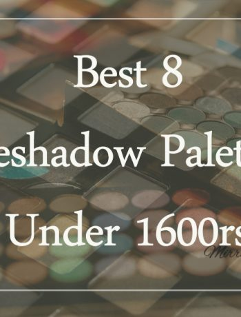 Eyeshadow Palettes under 1600rs