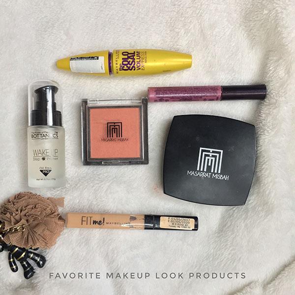 June Favorite Makeup Look