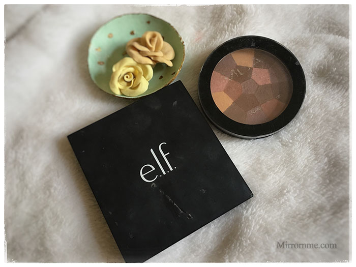 Elf Contour Kit and MUA bronzer