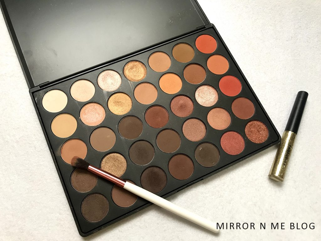 Morphe 350 Eyeshadow Pallete
