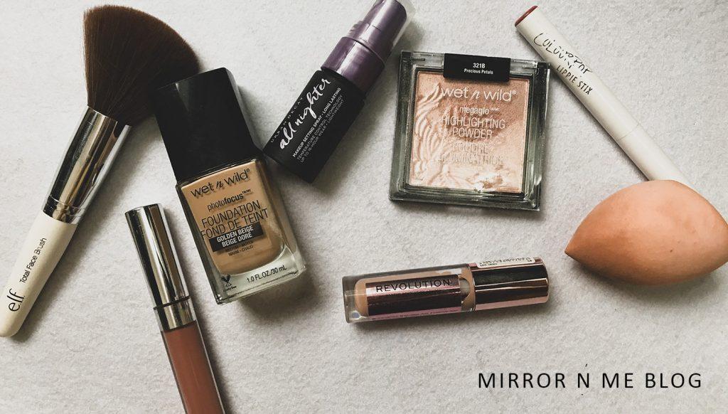 Face Makeup Product