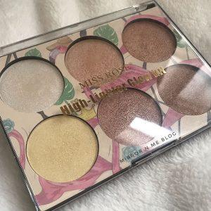 Miss Rose Cosmetics - Highlighter glow kit